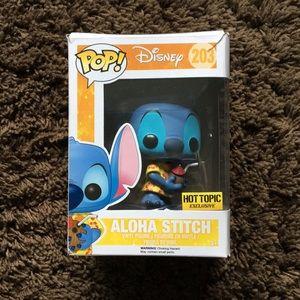 Disney Pop Funko Stitch